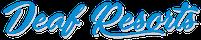 Deaf Resorts Logo