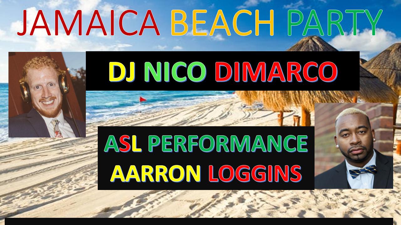 JAMAICA Beach Party 2
