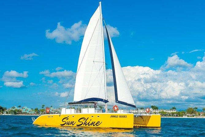 Jamaica Catamaran Tour